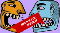 Hate speech debates on TV expose ethical issues in media